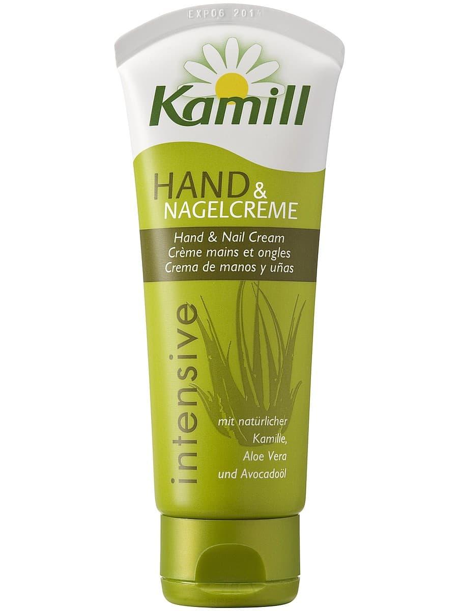 Kamill, Крем для рук и ногтей Intensiv, 100 мл kamill крем для рук и ногтей classic 100 мл крем для рук и ногтей classic 100 мл 100 мл
