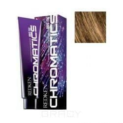 Купить Redken, Chromatics Краска для волос без аммиака Редкен Хроматикс (палитра 67 цветов), 60 мл 6.3/6G золотистый Gold