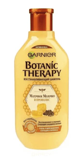Купить Garnier, Шампунь для волос Прополис Botanic Therapy, ПРОМО 400 МЛ ПО ЦЕНЕ 250 МЛ