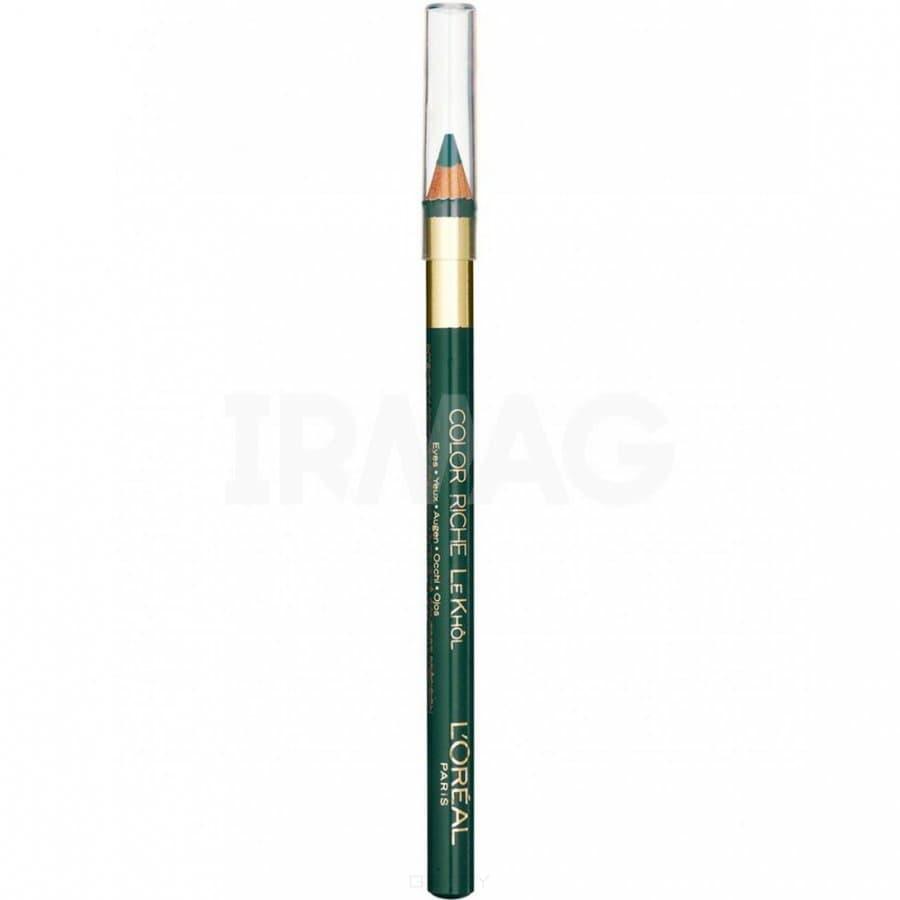 Купить L'Oreal, Карандаш для глаз Color Riche (12 оттенков), 4 гр. 116 Темный лес