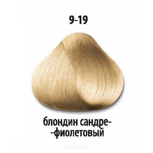 Constant Delight, Стойкая крем-краска для волос Delight Trionfo (63 оттенка), 60 мл 9-19 Блондин сандре фиолетовыйОкрашивание<br>Краска для волос Constant Delight Trionfo - это уникальное средство, способное придать волосам здоровый вид и блеск.<br>  <br>Крем-краска Трионфо от Констант Делайт наосится на невымытые сухие волосы. Выдерживается средство на волосах до 45 минут. <br> Constan...<br>