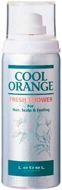 Lebel, Освежитель для волос и кожи головы Cool Orange, 75 млCool Orange Холодный апельсин - уход за волосами и кожей головы<br><br>