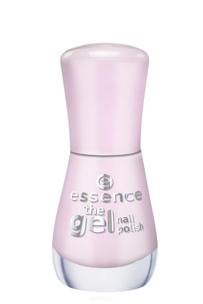 Essence, Лак для ногтей The Gel Nail, 8 мл (33 оттенка) №82, светло-розовый гель лак для ногтей rimmel super gel nail polish