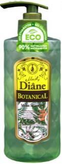 Moist Diane, Шампунь бессиликоновый бессульфатный Увлажнение Moist Botanical, 480 мл фото