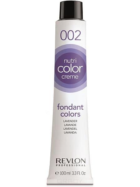 Revlon, Крем-краска 3 в 1 Nutri Color Creme, (29 оттенков) 002 ЛавандаОкрашивание волос Revlonissimo Colorcosmetique, Hight Coverage, Nutri Color Creme и др.<br><br>