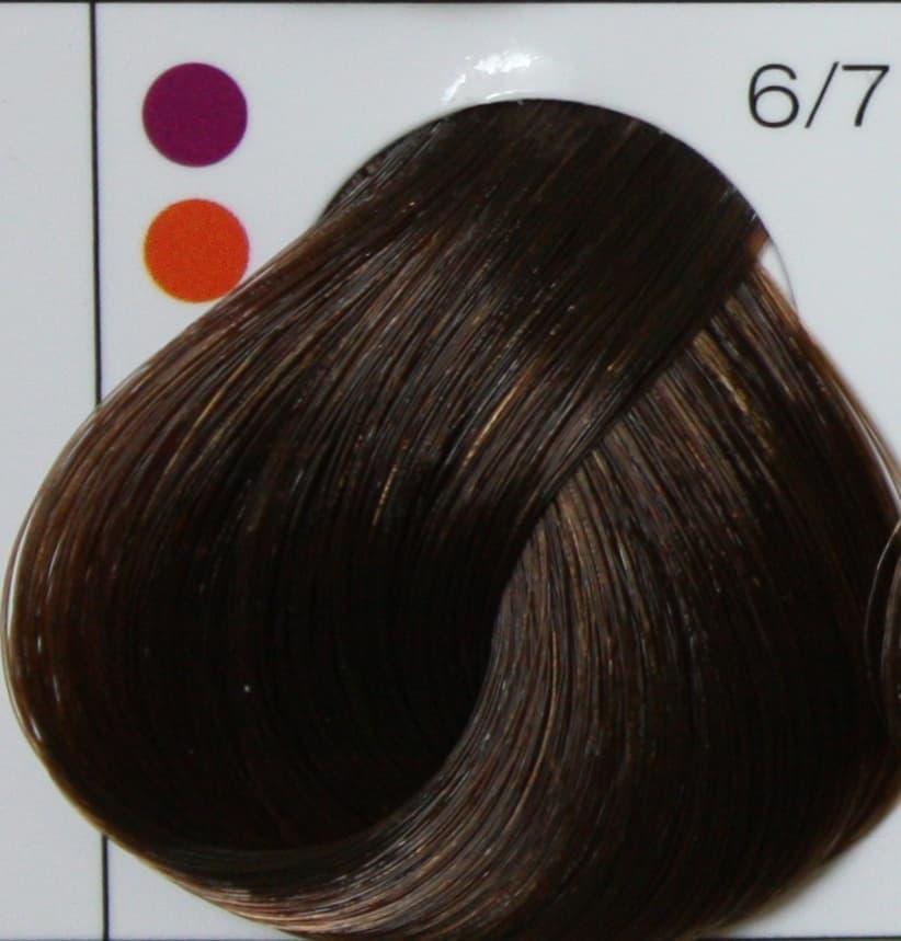 Londa, Интенсивное тонирование Лонда краска тоник для волос (палитра 48 цветов), 60 мл LONDACOLOR интенсивное тонирование 6/7 тёмный блонд коричневый, 60 мл londa cтойкая крем краска new 124 оттенка 60 мл 7 4 блонд медный 60 мл