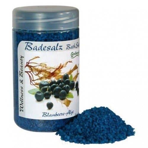 Camillen 60, Соль для ножных ванн «Черника и Водоросли», 1350 гр ароматическая соль для ванн canaan ароматическая соль для ванн