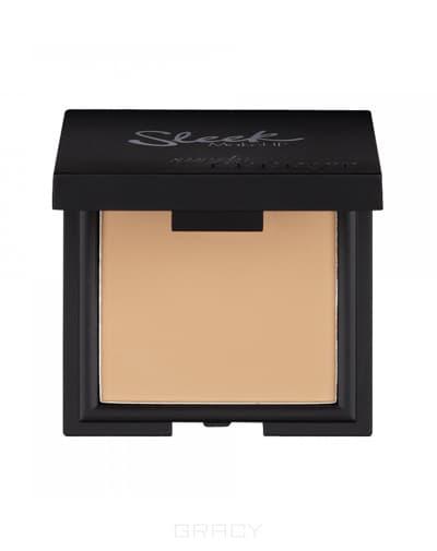 Sleek MakeUp, Пудра компактная Suede Effect (2 оттенка) цена