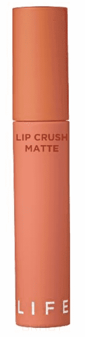 It's Skin, Матовая помада Лайф Калор Life Color Lip Crush Matte, 5 г (15 оттенков) 10 What the heaven жидкая помада it s skin life color lip crush matte 06 цвет 06 drop the beat variant hex name ee4e68