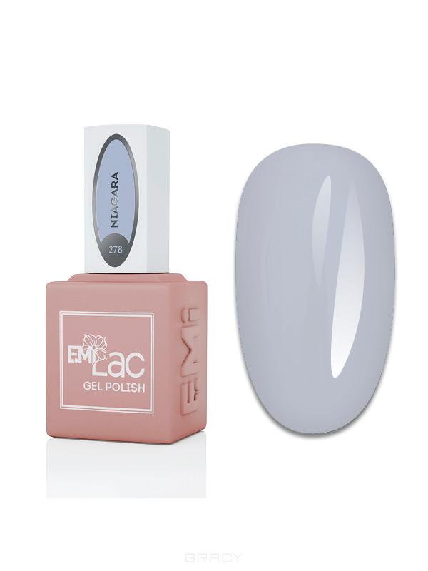 Купить E.Mi, Гель-лак для ногтей, E.MiLac (392 тона) №278 MN Ниагара