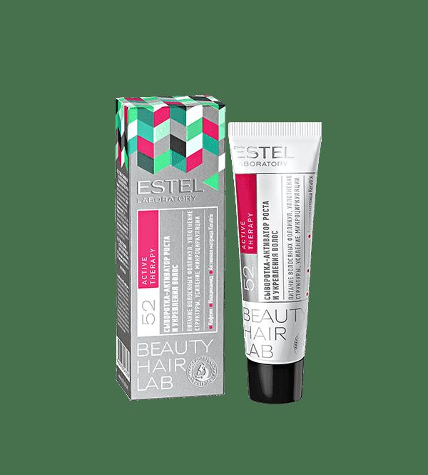 Купить Estel, Beauty Hair Lab Сыворотка-активатор роста и укрепления волос Эстель, 30 мл