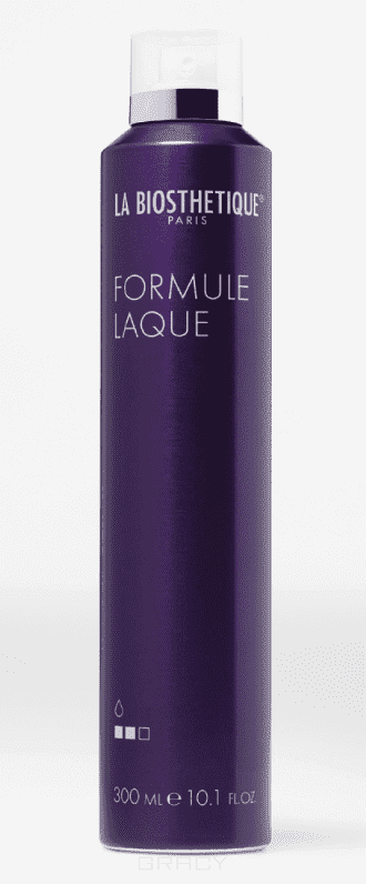 Купить La Biosthetique, Жидкий лак для волос сильной фиксации Formule Laque, 300 мл
