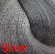 Shot, Крем-краска для волос Power Color, 100 мл (14 цветов) Silver - Серебряный краска для волос shot bleach