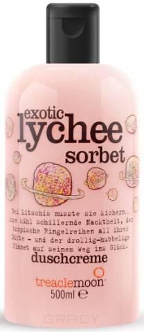 Treaclemoon, Гель для душа экзотический личи Exotic Lychee Sorbet Bath & Shower Gel, 60 мл фото