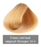 Купить Nirvel, Краска для волос ArtX (палитра 129 цветов), 60 мл 10-4 Светло-медный блондин