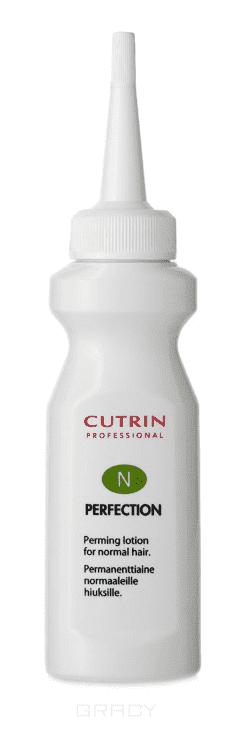 Cutrin, Перманент для нормальных волос Perfection N, 75 мл cutrin универсальный фиксатор для нормальных и труднозавиваемых волос perfection foam fix 1000 мл