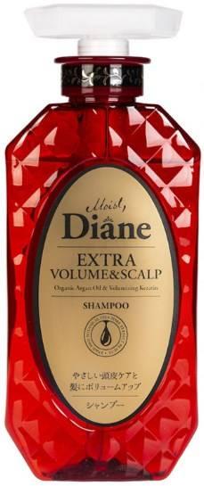 Купить Moist Diane, Шампунь кератиновый Perfect Beauty, 450 мл