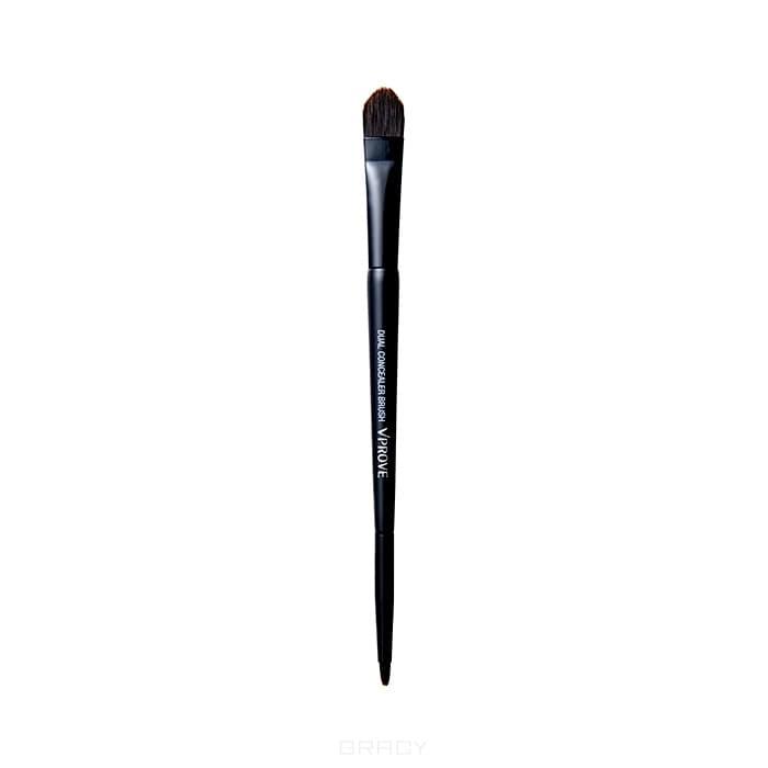 Vprove, Двойная кисть для консилера Dual Concealer Brush кисть для глаз vprove eye shadow brush
