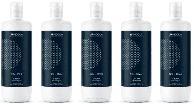 Indola, Крем-оксидант используется для Трансформера, (2, 4, 9, 12%) Крем-оксидант используется для Трансформера, (2, 4, 9, 12%) сoncept оксидант profy touch крем оксидант 9% 60 мл