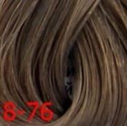 Estel, Краска для волос Princess Essex Color Cream, 60 мл (135 оттенков) 8/76 Светло-русый коричнево-фиолетовый/Дымчатый топаз цена и фото
