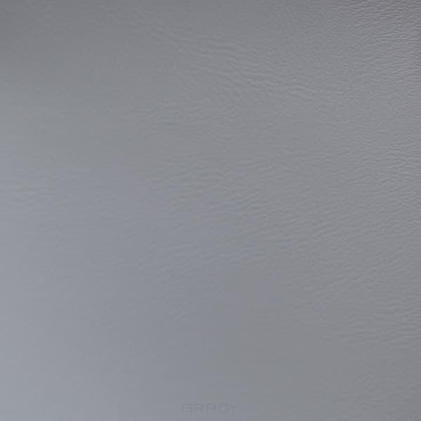 Имидж Мастер, Педикюрное кресло Надир пневматика, пятилучье - хром (33 цвета) Серый 7000