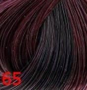 Estel, Краска для волос Princess Essex Color Cream, 60 мл (135 оттенков) Lumen 65 — фиолетово-красный concept profy touch permanent color cream крем краска для волос тон 10 65 очень светлый фиолетово красный 60 мл
