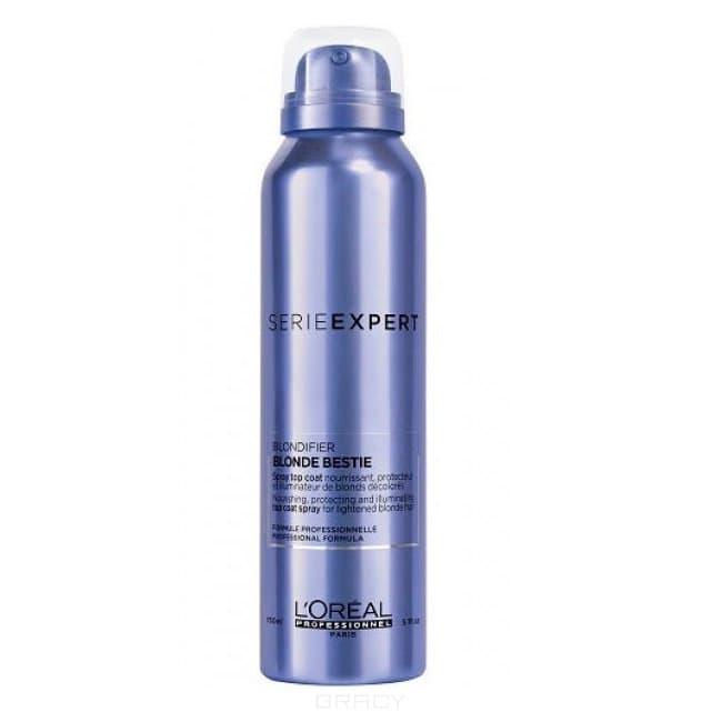 L'Oreal Professionnel, Спрей для блеска светлых волос Blondifier Blonde Bestie Spray, 150 мл l oreal professionnel универсальная жидкая паста трансформер фикс 3 150 мл