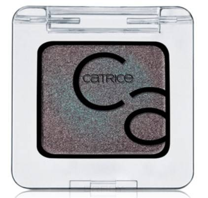 Catrice, Тени для век Art Couleurs Eyeshadow (17 оттенков) 140 медно-голубой недорого