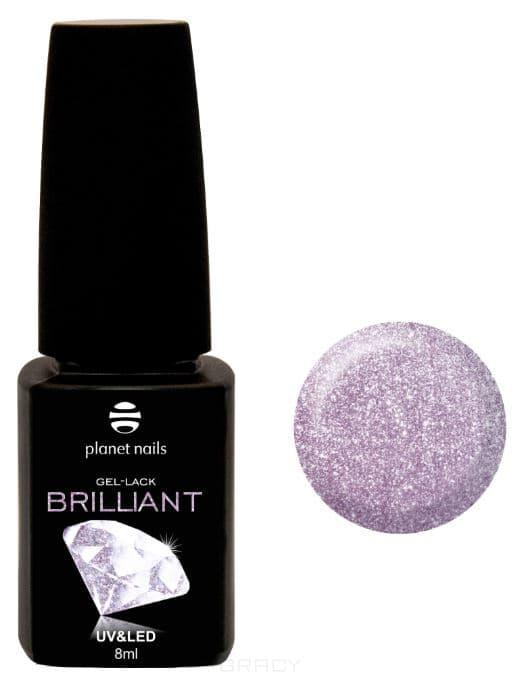 Купить Planet Nails, Гель-лак Brilliant Планет Нейлс, 8 мл (18 оттенков) 716