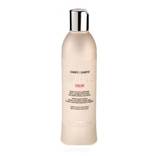 Шампунь для окрашенных волос Linecure Color ShampooОкрашенные волосы нуждаются в особом уходе и защите. Шампунь для сохранения цвета окрашенных волос от Ипертин создан специально для того, чтобы цвет волос был долго ярким, живым и насыщенным. &#13;<br>Особые компоненты шампуня надежно удерживают элементы красителя в структуре волоса, при этом дополнительно конденсируя, увлажняя и питая его.<br>