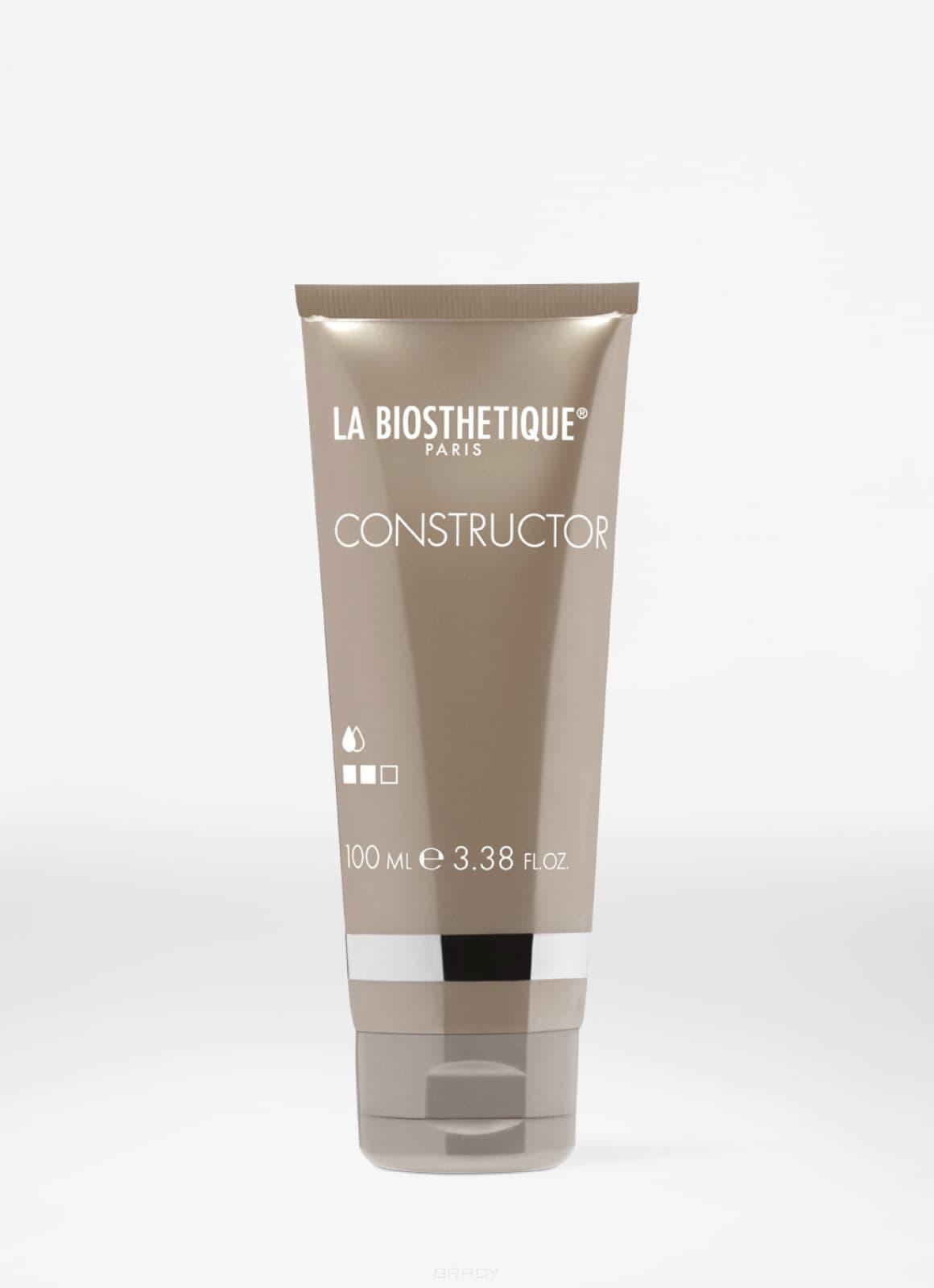 La Biosthetique, Текстурирующая стайлинг-паста для подвижной, но сильной фиксации Style Constructor, 100 мл la biosthetique style