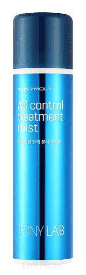 Матирующий спрей для проблемной кожи Tony Lab AC Control Treatment Mist, 100 млУвлажняющий и успокаивающий спрей для проблемной кожи.&#13;<br>&#13;<br>Спрей освежает и обеззараживает раздраженную кожу с акне, имеет сильный антибактериальный эффект, превосходно походит для снятия воспалений и покраснений кожи.&#13;<br>&#13;<br>Нормализует жирность кожи. Сбалансированный PH средства поддерживает необходимый баланс между увлажнённостью кожи и, одновременно, контролирует излишнее выделение кожного жира.&#13;<br>&#13;<br>Активные действующие компоненты средств серии Dr. Tony AC Control:&#13;<br>&#13;<br>&#13;<br>  запатентованный ингредиент Skin-problem-free в состав которого входит гиалуроновая кислота снижает секрецию сальных желез, уменьшая выработку кожного сала, снимает воспаления, сужает поры.&#13;<br>&#13;<br>  специально подобранные растительные экстракты питают и увлажняют кожу, обеззараживают и оказывают противовоспалительное действие. В состав средств входят экстракты: корень Сциадопитиса мутовчатого, Портулака огородного, лист Шалфея лекарственного, лист Чайного дерева, Центелла азиатская, а также масло из семян Камелии японской...<br>