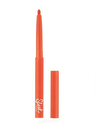 Sleek MakeUp, Карандаш для губ автоматический, 2 г (8 оттенков) Карандаш для губ автоматический, 2 г sleek makeup карандаш для глаз автоматический twist up eye pencil 2 гр 3 оттенка white 649