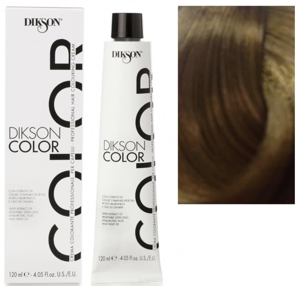 Купить Dikson, Краска для волос Color Extra Premium, 120 мл (44 тона) 7N Русый