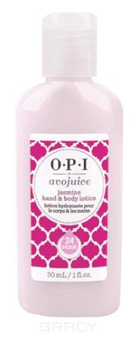OPI, Лосьон для рук Жасмин Avojuice, 250 мл opi avojuice vanilla lavender hand