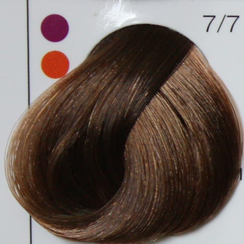 Londa, Интенсивное тонирование Лонда краска тоник для волос (палитра 48 цветов), 60 мл LONDACOLOR интенсивное тонирование 7/7 блонд коричневый, 60 мл londa cтойкая крем краска new 124 оттенка 60 мл 7 4 блонд медный 60 мл