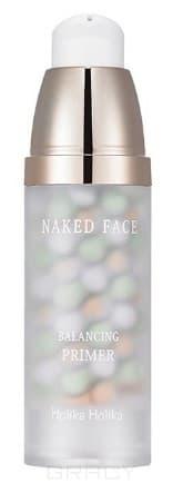 Holika Holika, Naked Face Balancing Primer Праймер под макияж выравнивающий тон, 35 г Холика Холика молоток жестянщика brigadier со сменными бойками