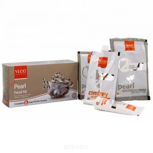 Купить VLCC, Набор для лица Жемчуг Pearl Facial Kit, 60 гр