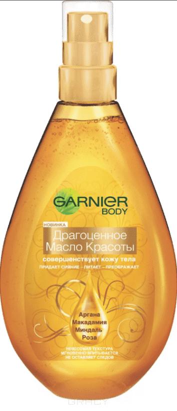 Garnier, Драгоценное масло-спрей для тела Skin Naturals, 150 мл масло после душа