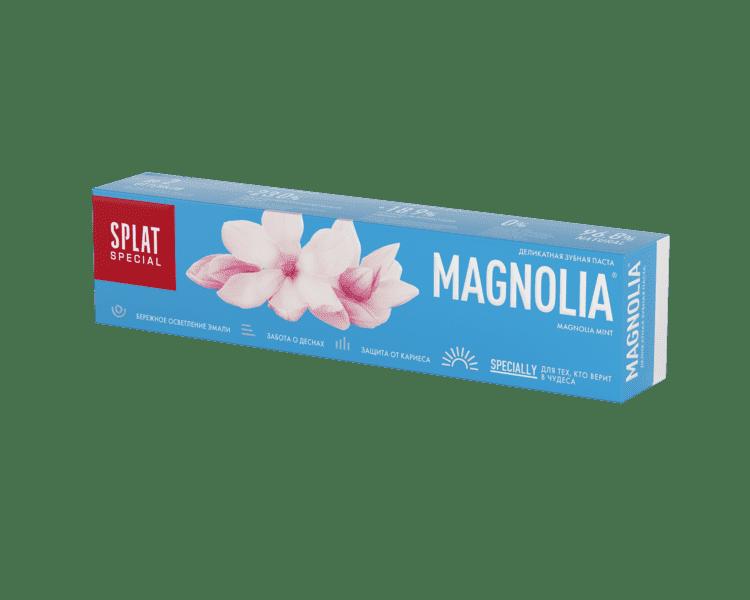 Купить Splat, Зубная паста Магнолия Magnolia Special, 75 мл