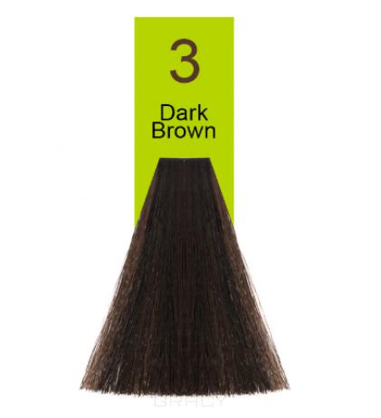 Купить Macadamia Natural Oil, Краска для волос Oil Cream Color, 100 мл (97 тонов) 3 Темный каштановый