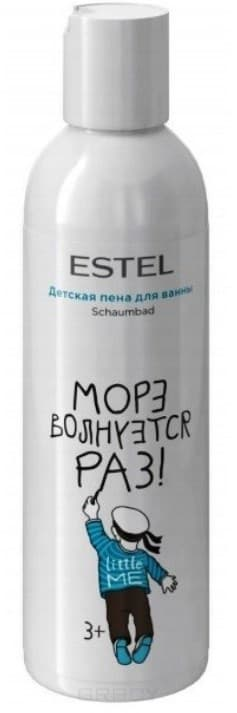 Купить Estel, Little Me Детская пена для ванны Эстель Shower Foam, 500 мл