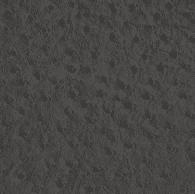 Имидж Мастер, Диван для салона красоты трехместный Остер (33 цвета) Черный Страус (А) 632-1053