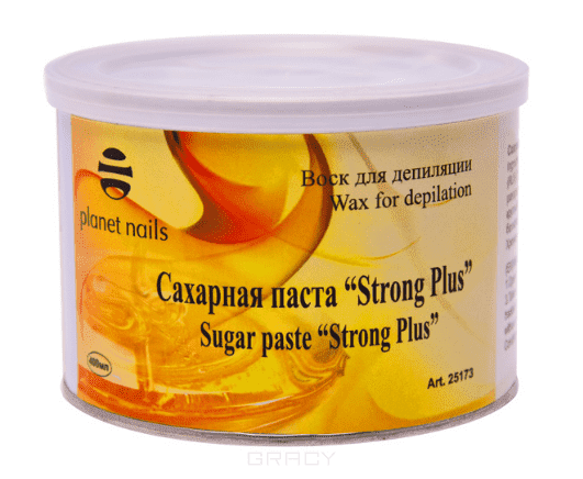 Planet Nails, Сахарная паста Strong Plus, 400 мл