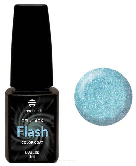 Planet Nails, Гель-лак Flash (6 оттенков), 8 мл Оттенок - 751