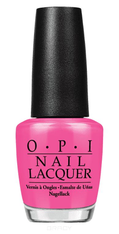 OPI, Лак для ногтей Nail Lacquer, 15 мл (287 цветов) La Paz-Tiviley Hot / Classics