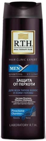 R.T.H., Шампунь Men Защита от перхоти, 250 мл лук для волос от перхоти