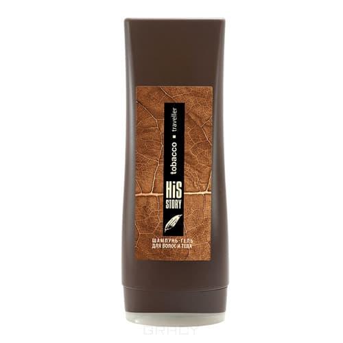 Premium, Шампунь-гель для волос и тела Traveller, 200 мл фото