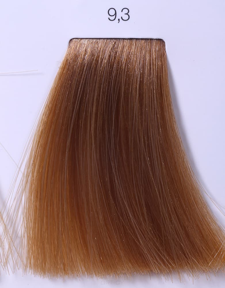 Купить L'Oreal Professionnel, Краска для волос INOA (Иноа) профессиональная, 60 мл (палитра 96 цветов) 9.3 очень светлый блондин золотистый