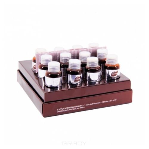 Phytosolba Фитологист 15 комплексное средство против выпадения волос Phytologist 12 х 3,5 мл шампунь phyto phytosolba phytologist 15 shampoo